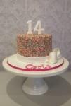 100's & 1000's Cake 3