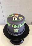Ben 10  5 inch cake 2D figurine
