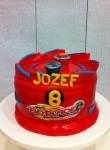 Beyblade Cake  7 inch
