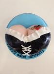 Boob Cake  5 inch