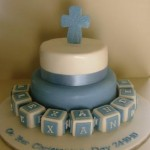 Christen Pale Blue with blocks 6 inch on 8 inch with 8 blocks