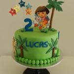 Dora & Boots ( Boy theme) 8 inch