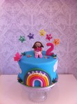 Dora Rainbow 7 inch