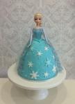 Elsa Dolly Varden Cake