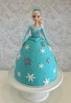 Elsa Dolly Varden Cake 3