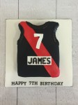 Footy Jumper Cake