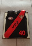 Essendon Football Jumper 8 inch Cake