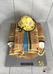 Fireman Jacket Cake