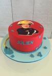 Fireman Sam Cake 3