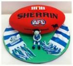 Sherrin Football Cake