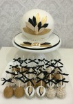 Gatsby Sphere CAke & Cake Pops
