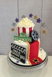 Movie Theme Cake 6 inch