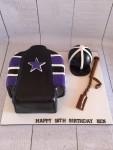 Jockey Horse Racing Cake