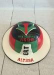 Melbourne Vixens Netball Cake