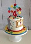 Mr. Maker Cake