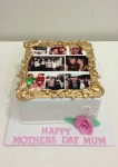 Photo Collage Cake
