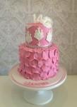 Pink Petal Cake 2