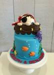 Pirate & Ship Cake