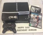 Playstation 3 Cake