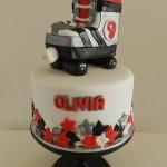 Roller Skate Cake  8 inch