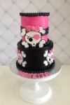 Skull Cake - Buttercream Finish