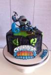 Skylanders 2 Cake