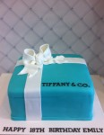 Tiffany & Co Cake 2