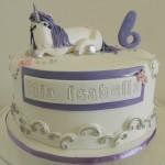 Unicorn Cake  9 inch cake