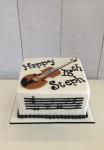Voilin Cake