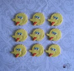 Big Bird Cookies
