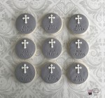Personalised Christening Cookies