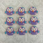 Hoot the Owl Cookies