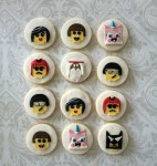 Lego Movie Cookies