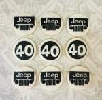 Jeep Cookies