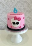 Monster High Lego Cake