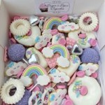 Rainbow & Clouds Dessert Grazing Box
