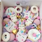 Unicorn Dessert Grazing Box
