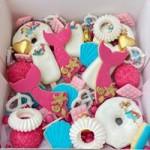Mermaid Dessert Grazing Box
